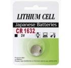 Batteri CR1632 Lithium Knappcelle