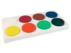 Fargeblokk 8 farger