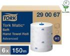 Tørkerull TORK Matic Advanced 2L H1 150m 290067