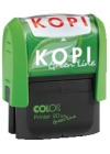 Stempel Colop Printer 20/L GL KOPI rød
