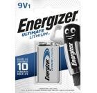 Batteri ENERGIZER U.Lithium 9V
