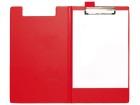 Ordrebrett STAPLES A4+ dobbel rød
