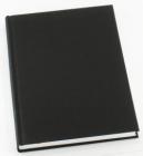 Skrivebok GRIEG A5 Rutet 192 sider Sort