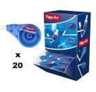 Korrekturoller TIPP-EX 4,2mm side (20) Storforbrukerpakke