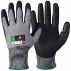 Kuttbestandige hansker Protector Typhoon® og polyuretanbelegg