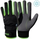 Monteringshansker EX® MacroSkin Pro® med nylonhåndbak, fôret