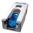 Skoovertrekkmaskin Dispenserfor skoovertrekk