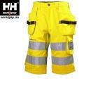 ALNA Shorts Håndverker HH® Synlighet kl.2