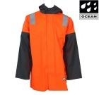 Regnjakke m/hette Mariner OCEAN® 600gr PVC