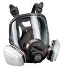 Helmaske 3M™ 6000-serie  Str. Small