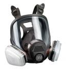 Helmaske 3M™ 6000-serie  Str. Medium