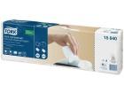 Dispenserserviett TORK N4 hvit 2-lag (500) 15840