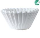 Kaffefilter 110mm hvit Duni (250) 110001