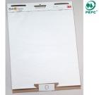 Flippoverblokk POST-IT® 63x76cm Hvit 30ark 559 Vegg