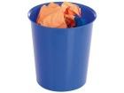 Papirkurv 16 liter STAPLES Blå