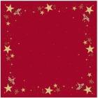Duk DUNICEL 84x84cm w fame rød (20)176110