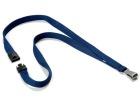 Halssnor DURABLE med klype Blå (10)