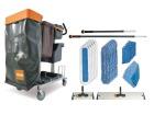 Rengjøringsvogn TASKI Nano M Utstyrpakke
