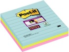 POST-IT® SuperS 101x101mm linj Miami (3)