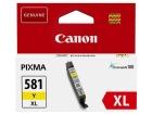 Blekk CANON CLI-581XL gul