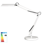 Lampe UNILUX LED Swingo, Hvit