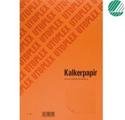 Kalkerpapir Utoplex A4 65g 50 blad