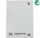 Kladdeblokk EMO A4 Rutet 60g 100 blad