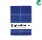 Glosebok A5 loddrett delelinje 24 blad