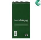 Journalistblokk Emo 105x210mm 100 blad