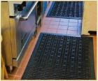 Matte Comfort Versa 79x158cm Sort