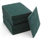 Håndpad skure Scotch Brite Grønn 158x224mm No.96
