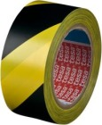 Varseltape gul/sort 50mm x 33m 60760