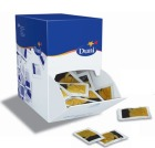 Våtserviett enkeltpakket DUNI 71x51mm i dispensereske (250)