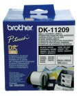 Etikett Brother 29x62mm Små adresse (800) DK11209