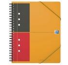 Notatbok OXFORD International Meetingbook A5 Linjert