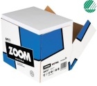 Kopipapir A4 80g Zoom Extra (2500) løspakket