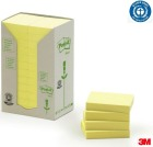 Post-it 38x50mm Green Line gul (24)