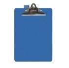 Ordrebrett STAPLES A4+ enkel blå