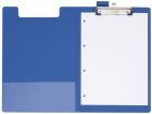 Ordrebrett STAPLES A4+ dobbel blå