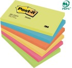 Post-it 76x127mm notatblokk ultra (6)