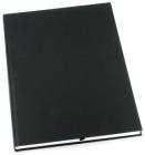 Skrivebok GRIEG A4 Ruter 192 sider Sort