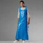 Plastforkle Blått, flatpakket,(oppheng), 90x150cm (250)