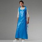 Plastforkle Blått, flatpakket (oppheng), 90x160cm (250)