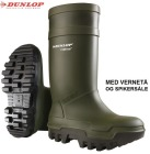 Vernestøvel Dunlop Thermo+ Grønn