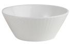 Skål Porselen Victoria hvit Ø12cm H5,6cm