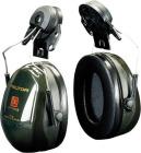 Hørselvern Peltor Optime II hjelmversjon