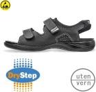 ION BLACK 2 SIEVI® Sandal u/vern