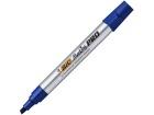 Merkepenn BIC Marking Pro skrå blå (12)