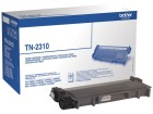 Toner BROTHER TN2310 1,2K sort