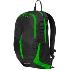 Hikepack Ryggsekk 20 liter Sort/lime